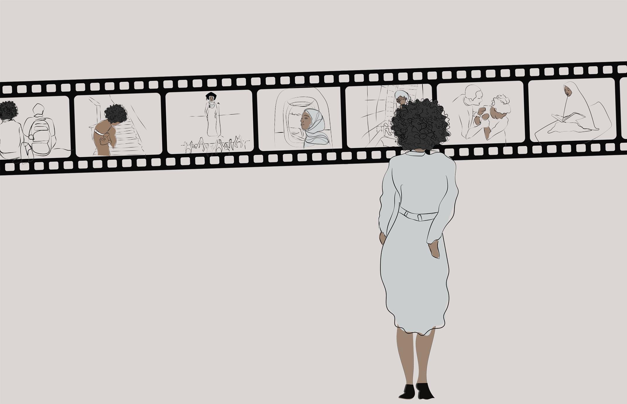 مذكرات امرأة لبنانية سوداء