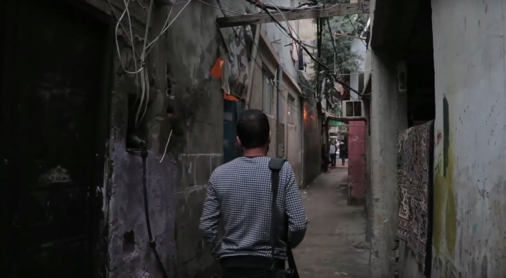 The shattered dreams of Mahmoud Mohammad